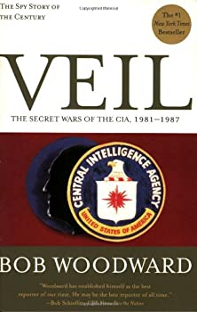 Veil: The Secret Wars of the CIA, 1981-87 0671601172 Book Cover