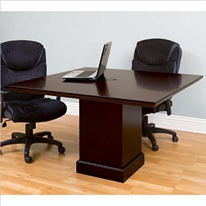 Amazoncom Kathy Ireland By Martin Mount View Expandable - Expandable conference room table
