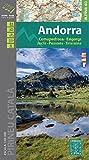 Andorra - Comapedrosa-Engorgs-Juclar-Pessons-Tristaina