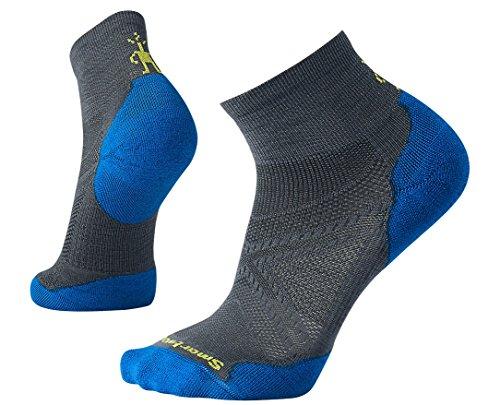 - Smartwool Men's PhD Run Light Elite Mini Socks