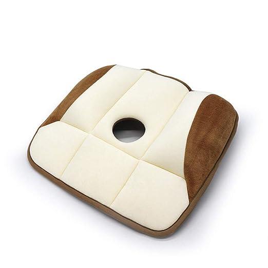 Cojín terapéutico ortopédico de gel para sentarse. Cojín ...