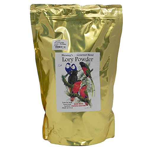 Blessings Gourmet Lory Powder Dry Lorikeet Food -