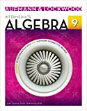 Intermediate Algebra : An Applied Approach, Richard N. Aufmann, Joanne Lockwood, 113336540X