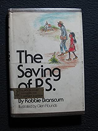 book cover of The Saving of P.S