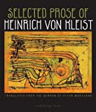 img - for Selected Prose of Heinrich von Kleist book / textbook / text book