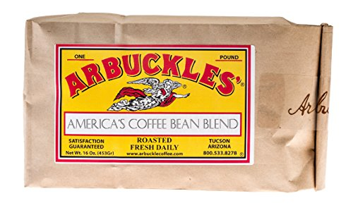 Chuck Wagon Coffee - Arbuckle's Whole Bean Coffee (America's Blend)