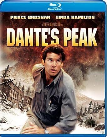 Amazon Com Dante S Peak Blu Ray Pierce Brosnan Linda
