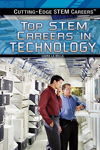 Download Top Stem Careers in Technology (Cutting-Edge Stem Careers) ebook