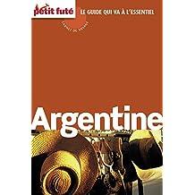 Argentine 2015 Carnet Petit Futé (Carnet de voyage) (French Edition)