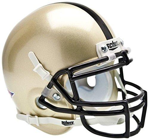 Schutt NCAA Army Black Knights Collectible Mini (Army Mini Helmet)