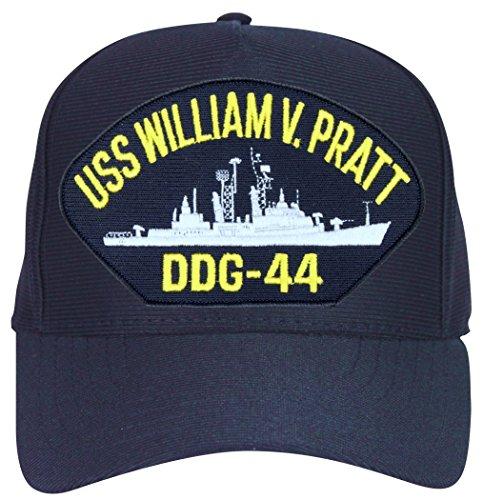 MilitaryBest USS William V. Pratt DDG-44 Ship Cap