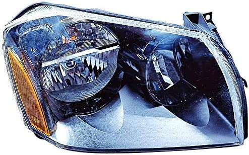 Depo 334-1111R-AF2 Dodge Magnum Passenger Side Replacement Headlight Assembly NSF Certified