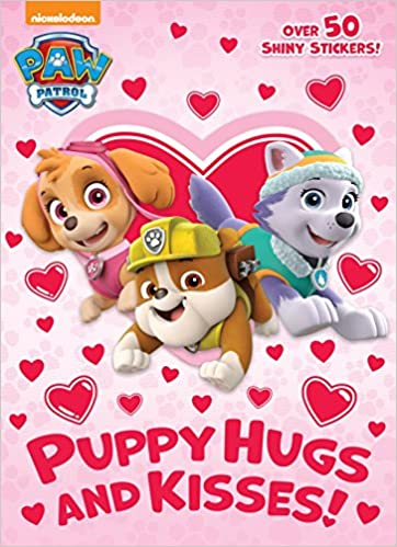 puppy hugs and kisses paw patrol