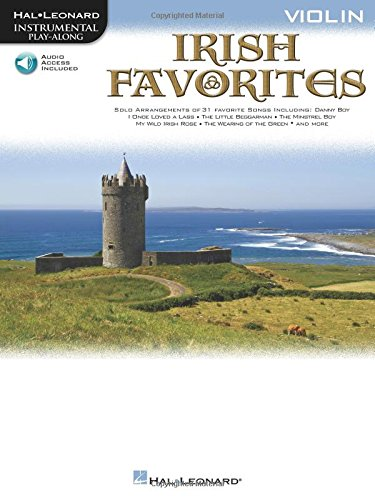 Irish Favorites: Violin (Hal Leonard Instrumental Play-Along)