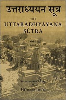 Uttaradhyayana Sutra por Hermann Jacobi epub