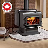 Drolet High-Efficiency Wood Stove - 95,000