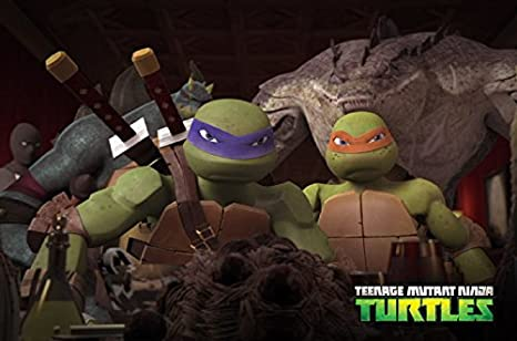 Teenage Mutant Ninja Turtles - Season 4 Alemania DVD: Amazon ...