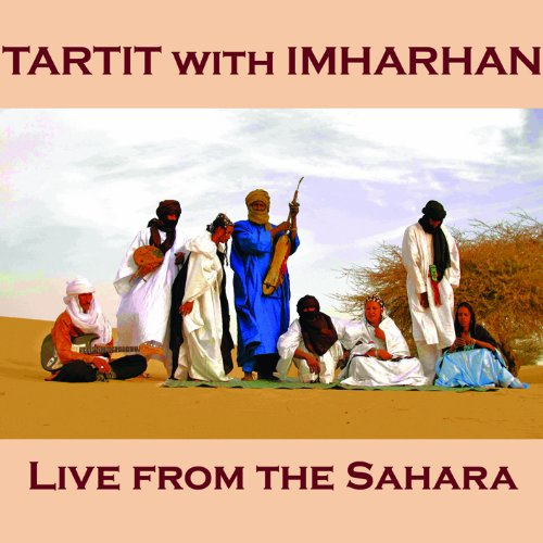 Live from the Sahara by Clermont Music