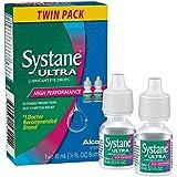 Systane Ultra Lubricant Eye Drops, Twin Pack, 10-mL Each