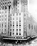 1939 Radio City Music Hall New York City Historical Photograph - Reprint 8x10