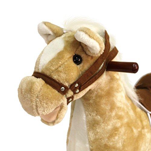 Rockin' Rider Biscuit Rocking Horse