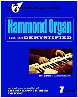 Joey defrancescos concepts for improvisation joey defrancesco hammond organ bass lines demystified the 7 secrets of jazz and soul fandeluxe Gallery