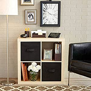 Storage Solution Better Homes And Gardens Square 4 Cube Organizer Multiple Colors