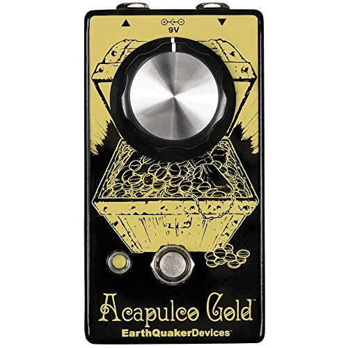 Earthquaker Devices Acapulco Gold V2 Power Amp Distortion Guitar Pedal, Version 2 (ACAPULCOV2) from Earthquaker Devices