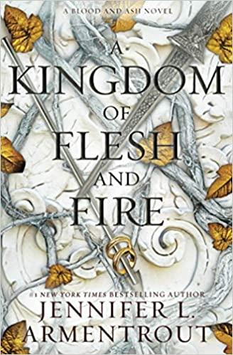 Télécharger A Kingdom of Flesh and Fire: A Blood and Ash Novel pdf gratuits