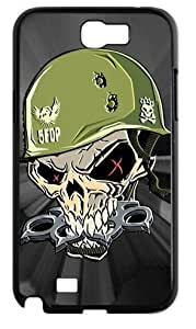 Five Finger Death Punch - Warhead Poster Samsung Galaxy Note II Premium Shell Case Cover Protector by runtopwell