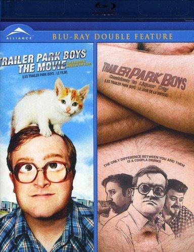 Blu-ray : Trailer Park Boys 1 & 2 (Widescreen)