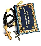 Religious Gifts Wooden 30 Knots Prayer Beads with