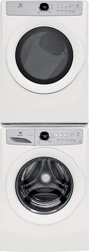Washers & Dryers Washers White Front Load Laundry Pair with ...