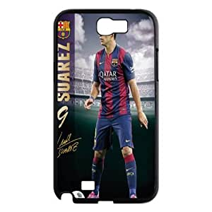 High Quality Phone Case For Samsung Galaxy Note 2 Case -FCB Luis Suarez-LiuWeiTing Store Case 11