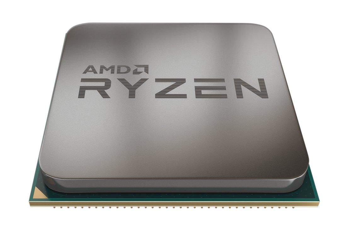 AMD Ryzen 3 1200 Desktop Processor with Wraith Stealth Cooler (YD1200BBAEBOX) by AMD (Image #1)