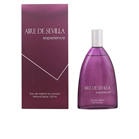 Aire de Sevilla Set de Belleza Edición Experience - Crema Hidratante Corporal, Eau de Toilette