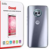 Dooqi Back Camera Lens Tempered Glass Film Protector For Motorola Moto X4-2 pcs