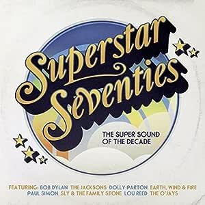 Superstar Seventies Various