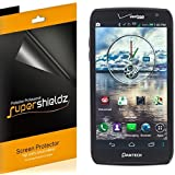 [6-Pack] SUPERSHIELDZ- High Definition Clear Screen Protector For Pantech Perception (Verizon) + Lifetime Replacements Warranty [6-PACK] - Retail Packaging