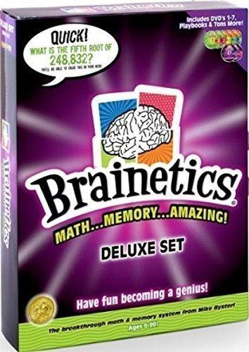 Brainetics Deluxe Set