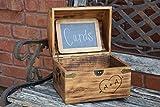 Medium 10″ x 8″ x 10″ Wedding Card Box – Shabby Chic Wedding Rustic Card Box – Rustic Wedding Decor – Wedding Card Box Rustic Wedding Card Box Wedding Chest – Wedding Card Holder Review
