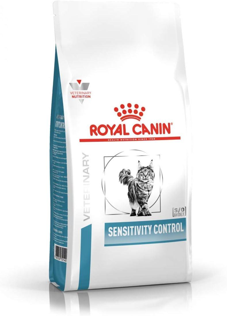 ROYAL CANIN Alimento para Gatos Sensitivity Control SC27-3,5 kg