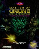 img - for Master of Orion II: Battle at Antares: The Official Strategy Guide (Secrets of the Games Series) by John Possidente (1996-11-20) book / textbook / text book