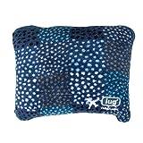 Lug Nap Sac Blanket and Pillow, CONFETTI BLUE