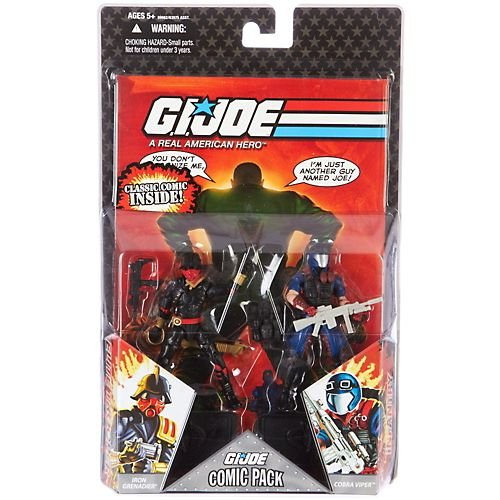 3 2 Pack Action Figures - 9