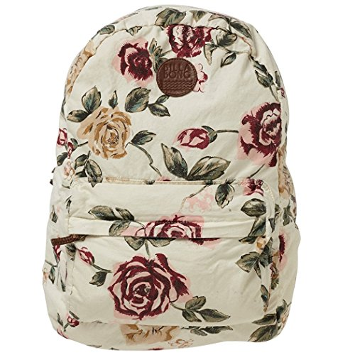 Billabong Juniors Hand Over Love Backpack, White Cap, One Size