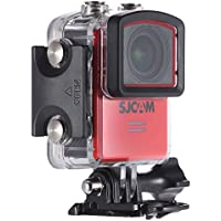SJCAM M20 4K 1080P Full HD 16MP 166¡ãWide Angle Waterproof 30M WiFi Sports Action Camera - Red