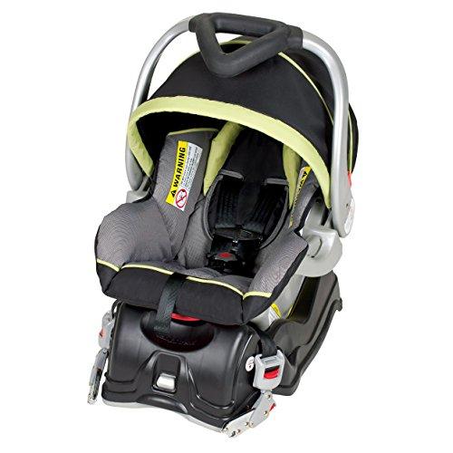 baby trend ez flec loc infant car seat celery strollers accessories ebay. Black Bedroom Furniture Sets. Home Design Ideas
