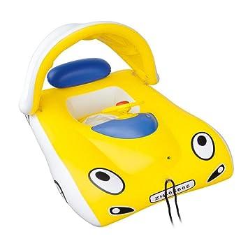 YZ Anillo de Natación para Niños Anillo de Flotador para Asientos de bebé (Color : Amarillo): Amazon.es: Hogar