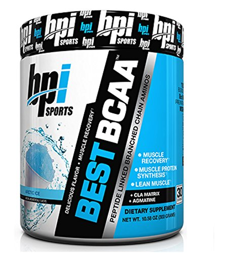 BPI Sports Best BCAA Peptide L...